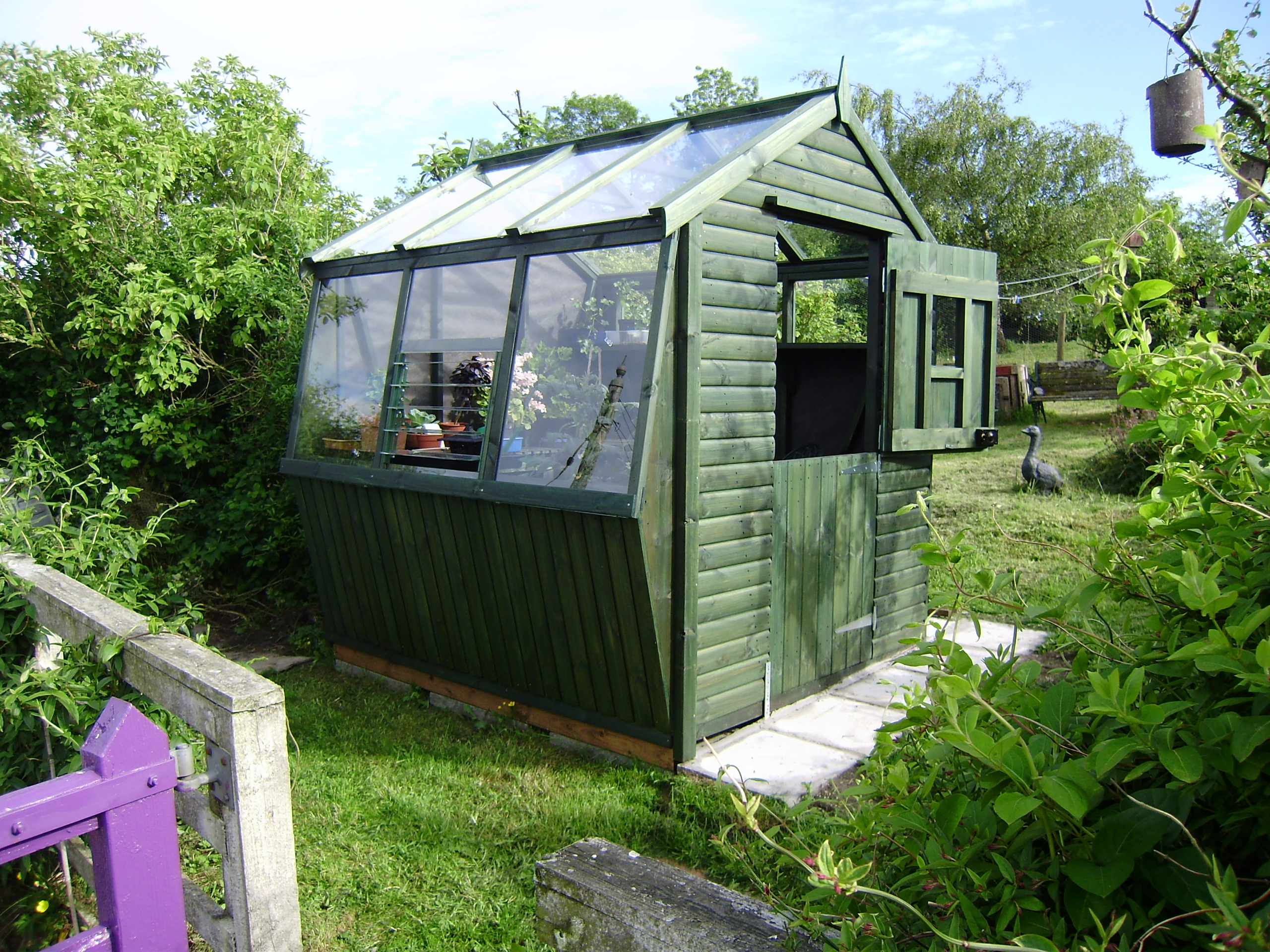 Morton Garden Buildings Ltd Cumbria Gazebos Garden