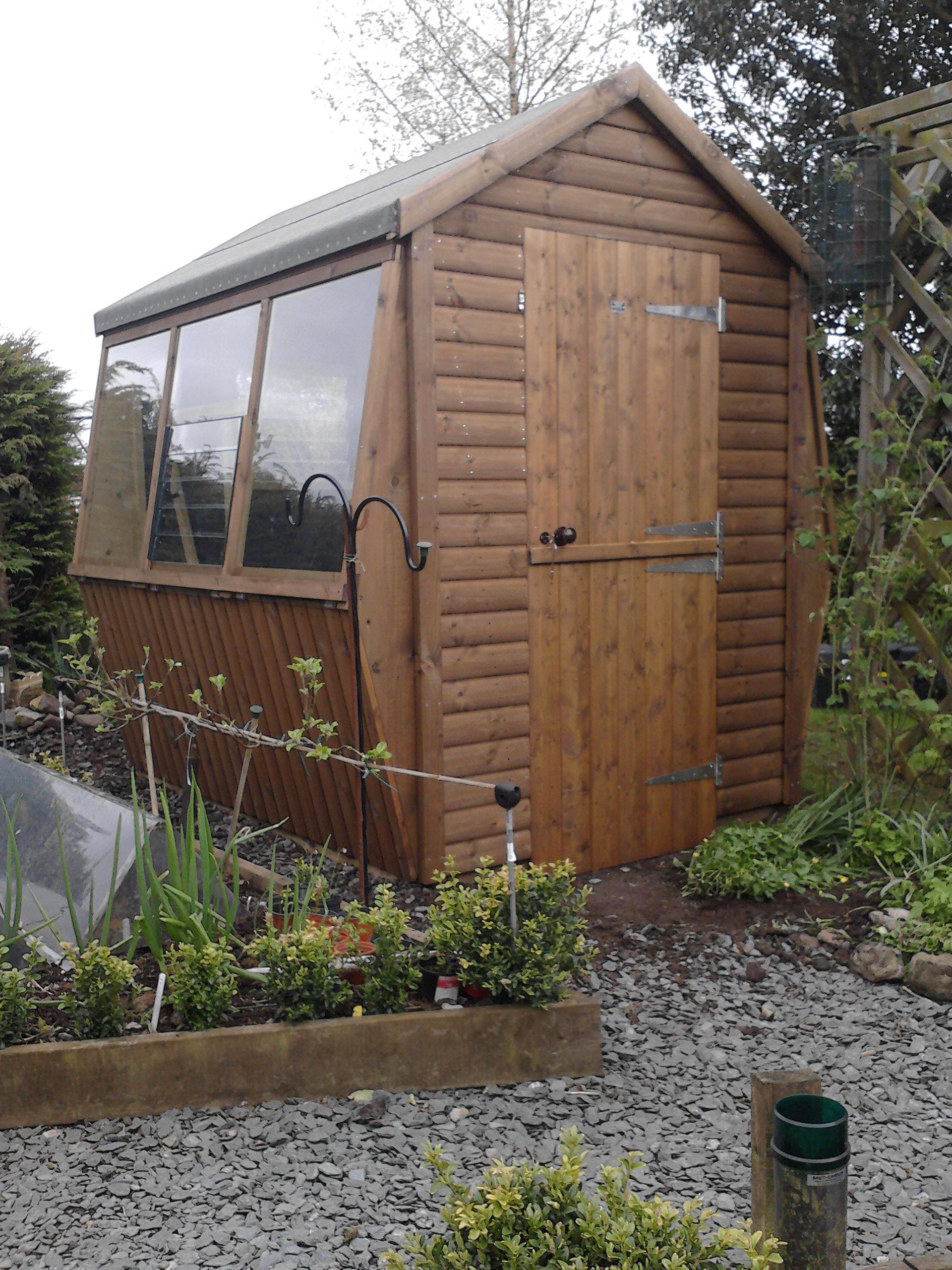 Morton garden buildings ltd cumbria gazebos garden for Versatile sheds prices
