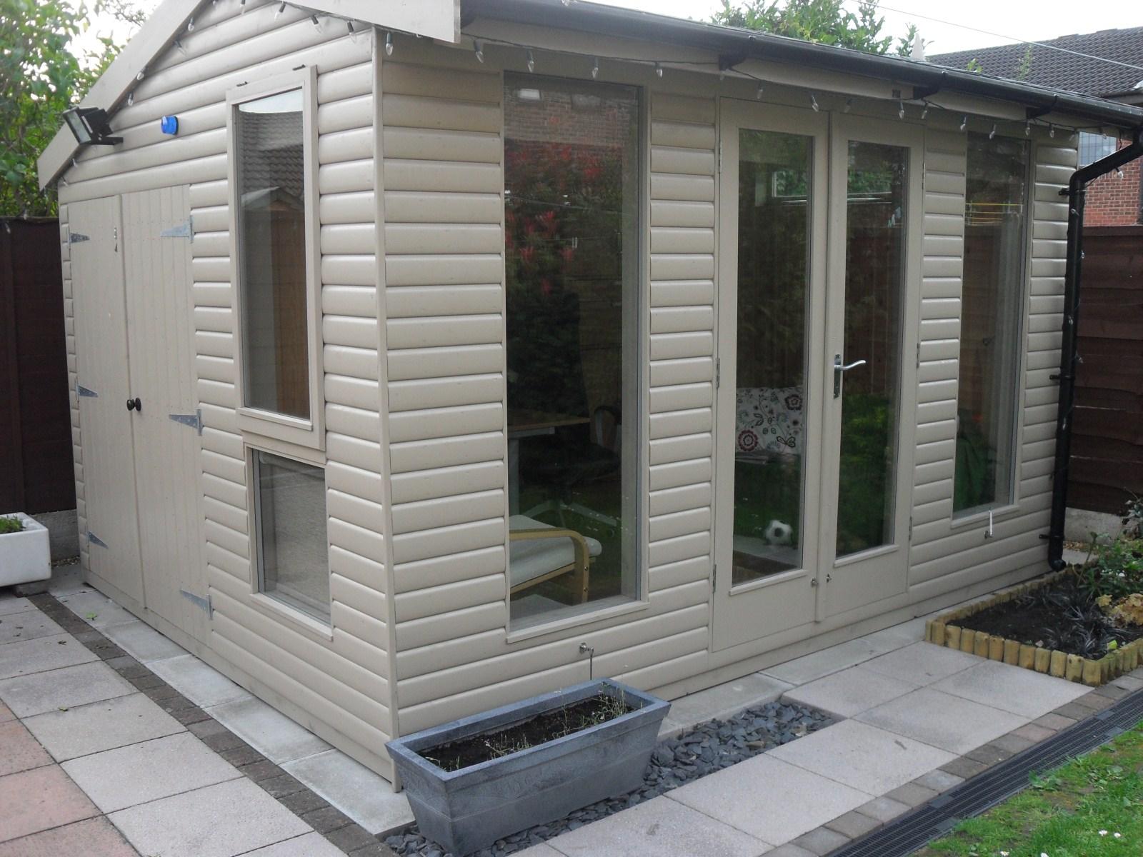 Morton Garden Buildings Ltd Cumbria Gazebos Garden Offices
