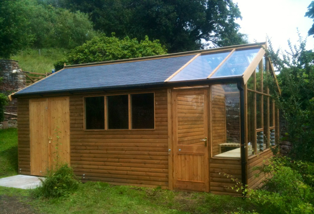 Morton Garden Buildings Ltd Cumbria Gazebos Garden Offices