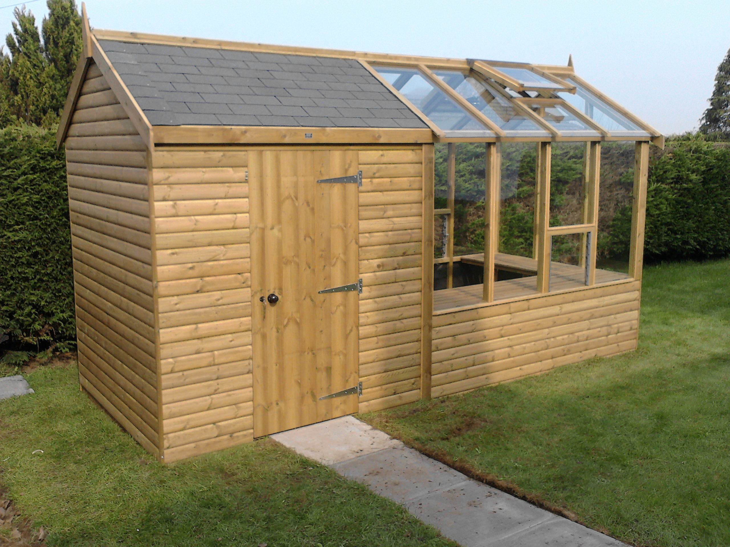 Vinyl garden sheds for sale, shed company cornwall, garden shed ...