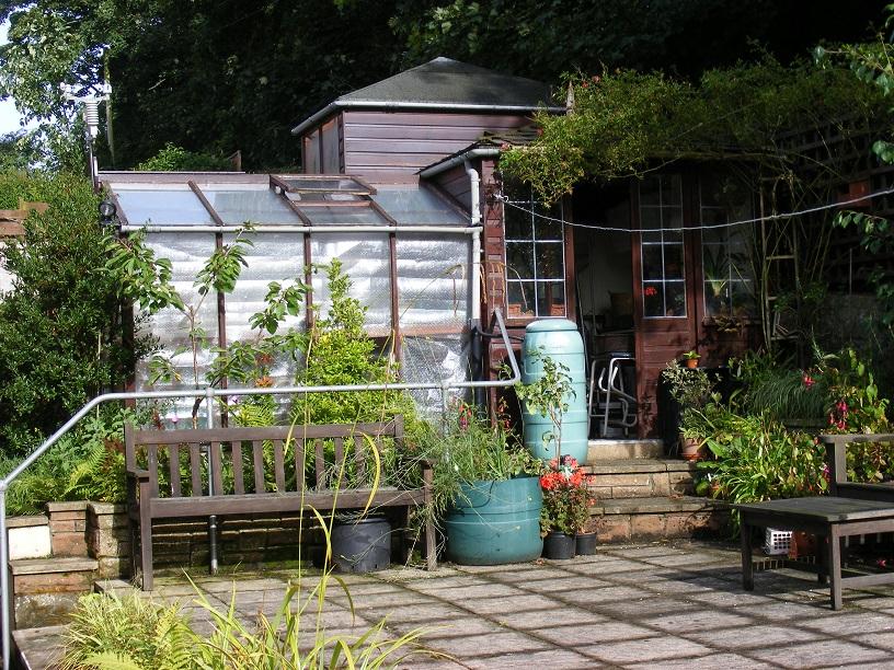 Morton garden buildings ltd cumbria gazebos garden for Bespoke garden office